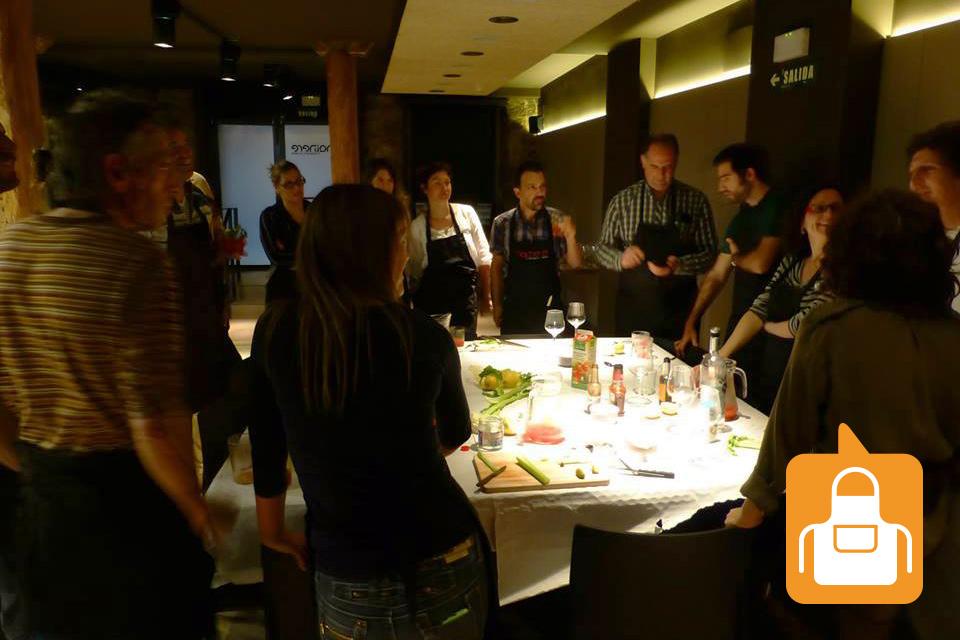 Talleres de cocina en ingl s en pamplona aprendizaje for Cursos de cocina en pamplona
