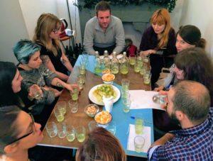 Taller de tés en inglés con 4 Real English en Pamplona