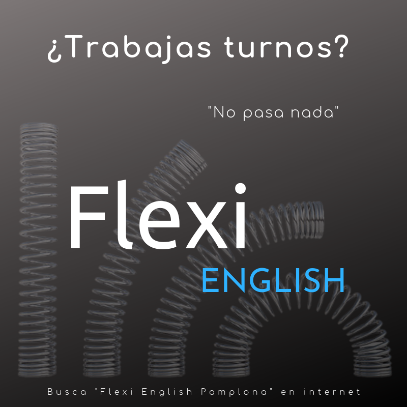 Flexi English Clases de inglés en bonos Pamplona