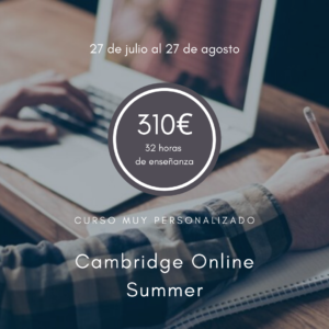 Preparación de Cambridge Online