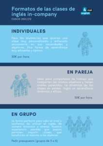 inglés para empresas Pamplona - 4 Real English
