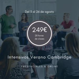 Curso intensivo Cambridge Pamplona 4 Real English